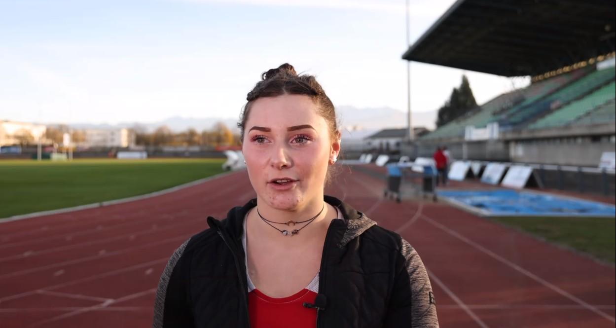 Luna Goureau, une top athlète au TPA !
